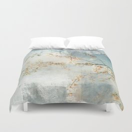 Stretching into the Sky Duvet Cover