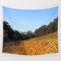 rocks Wall Tapestries featuring Rocks by Chris' Landscape Images & Designs
