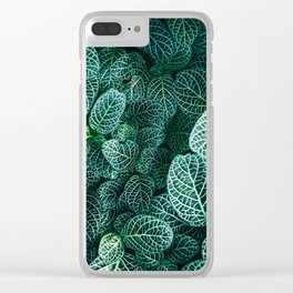I Beleaf In You II Clear iPhone Case