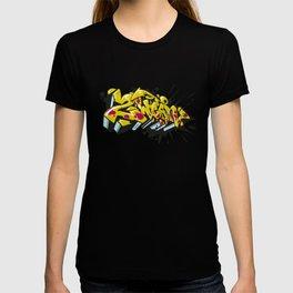 2wear slime style graffiti T-shirt