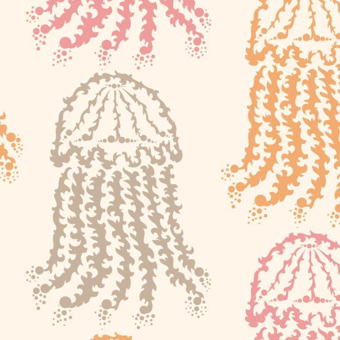Pastel Marine Pattern 02 Leggings