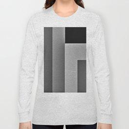 Shades of Grey Long Sleeve T-shirt