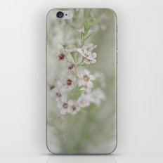 Daydreaming is Her Way -- Romantic Spring Floral iPhone & iPod Skin