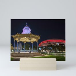 Elder Park Elegance Mini Art Print