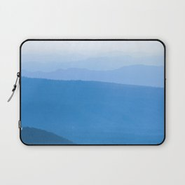 Blue Smoky Mountains Laptop Sleeve