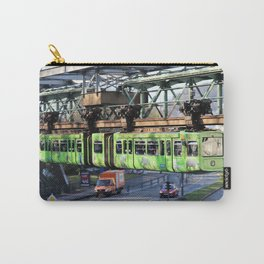Wuppertaler Schwebebahn 2016 - Wuppertaler Zoo Carry-All Pouch