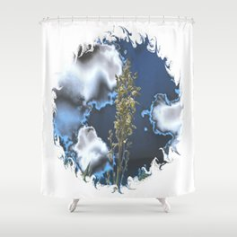 fantastische Nacht Shower Curtain