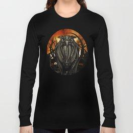 Mechanical Owl Long Sleeve T-shirt