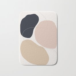 ABSTRACT ART Bath Mat