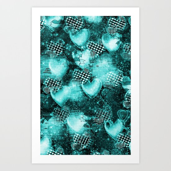 Light Bulb series Art Print