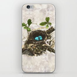 A commonplace miracle iPhone Skin