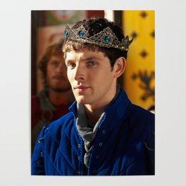 Prince Merlin Poster