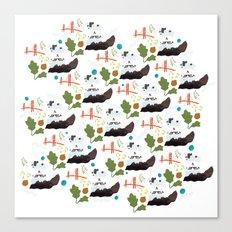 San Francisco pattern Canvas Print