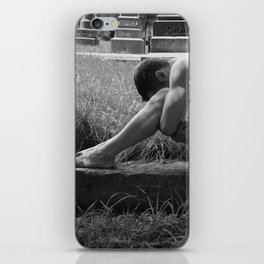 Cemetary1 iPhone Skin