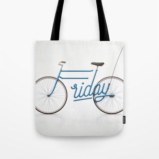 Lovely Friday Tote Bag