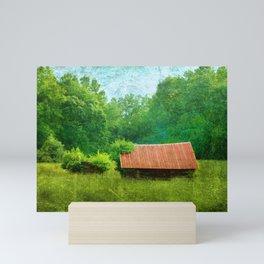 Obed Shack Mini Art Print