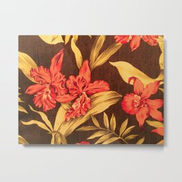 Essence Of Flowers Metal Print