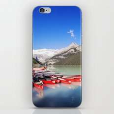 Lake Louise in Alberta, Canada iPhone & iPod Skin