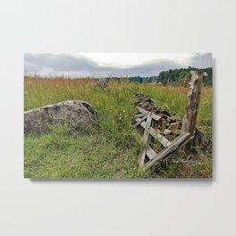 Gettysburg PA  Metal Print