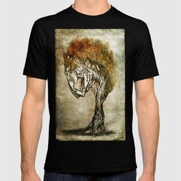 Crying Dryad T-shirt