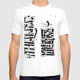 CALLIGRAPHY N°4 ZV T-shirt