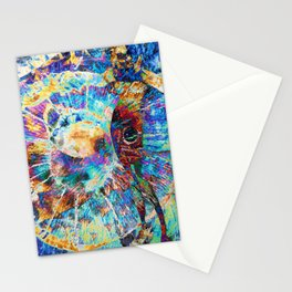 Astral Stationery Cards