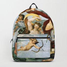 "Raffaello Sanzio da Urbino ""Galatea"", 1512 Backpack"