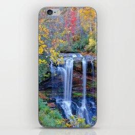 Dry Falls iPhone Skin