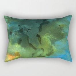 Make Green Rectangular Pillow