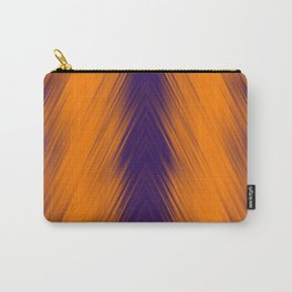 stripes wave pattern 8v1 vo Carry-All Pouch