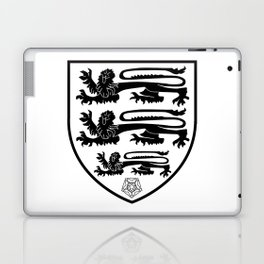 British Three Lions Crest Laptop & iPad Skin