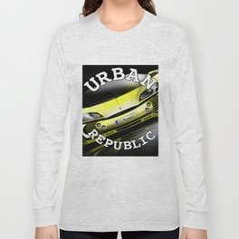 supercar By HS Design Long Sleeve T-shirt