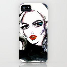 Kaia iPhone Case