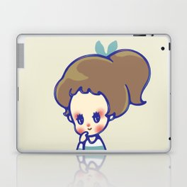 why are you smiling? Laptop & iPad Skin
