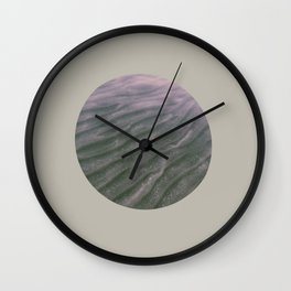 underwater distortions Wall Clock