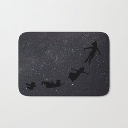 Peter Pan - Fly to Neverland  Bath Mat