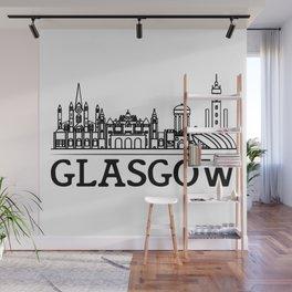Glasgow Wall Mural
