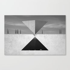 V. Canvas Print
