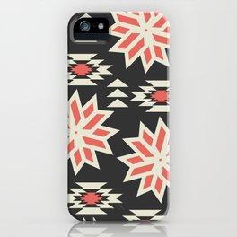 Cozy winter decor iPhone Case