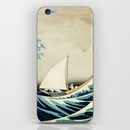 To where the wild things are iPhone Skin
