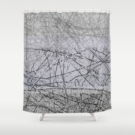 Night Cruize Shower Curtain