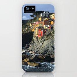 Cinque Terre II iPhone Case