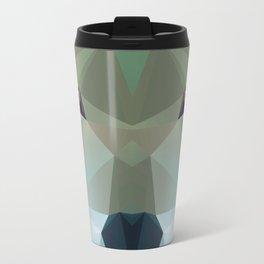 Wolf Crystallize 01 Travel Mug