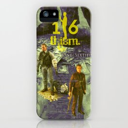 One Sixth Ism Vol.2-1 iPhone Case
