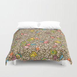 Lucky Charms Duvet Cover