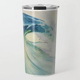 Incoming Energy Wave Travel Mug