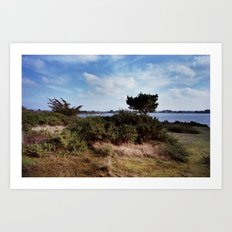 Brittany, France Art Print