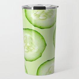 Cucumber Travel Mug