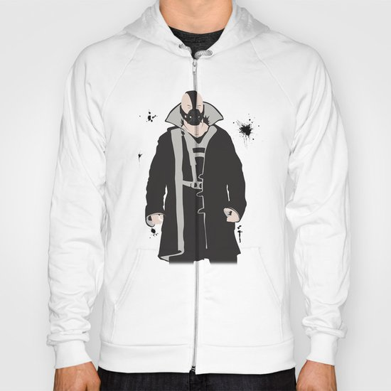 The Dark Knight: Bane Hoody