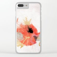 #129 Clear iPhone Case